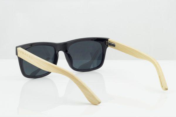 Vanacci - sólgleraugu natural bambus