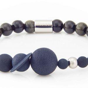Vanacci - armband Solaris, handunnið í Bretlandi