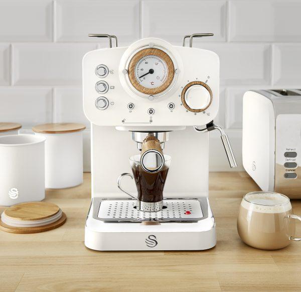 Swan Nordic - espresso kaffivél